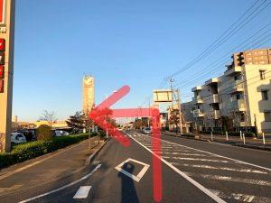 ヨークタウン赤塚の駐車場が利用できます